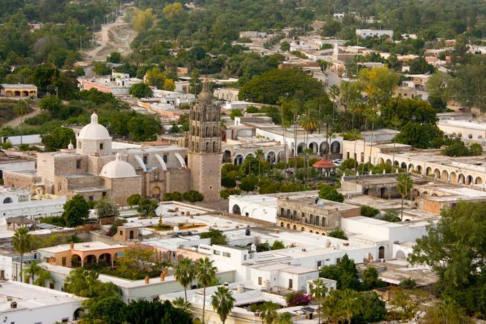 La Ruta de México, Pueblo Mágico, Álamos Sonora
