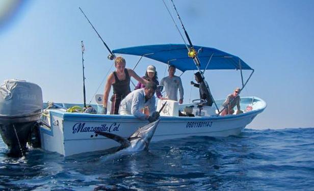 La por venta de permisos de pesca deportiva en 2016 generó más de 68.1 MDP