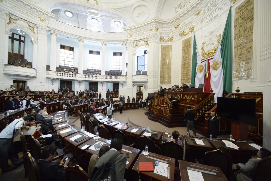 Las asambleas comunitarias, son un mecanismo de participación para consultar sobre la Constitución