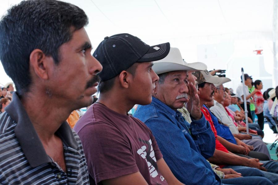 El Programa 3x1 para Migrantes es un lazo entre personas, familias y comunidades