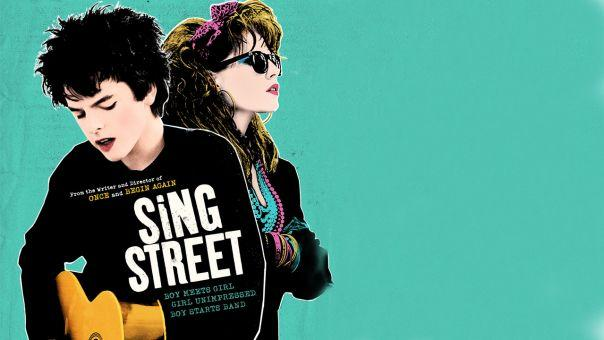 El soundtrack de la película de nuestra vidas, SING STREET