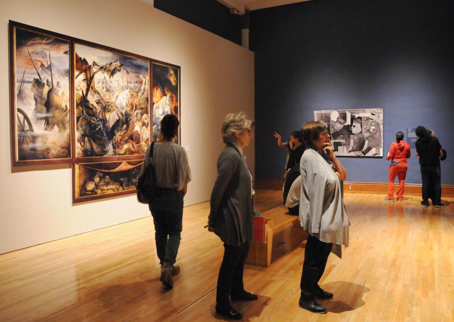 Última semana de la exposición Otto Dix. Violencia y pasión en el Museo Nacional de Arte