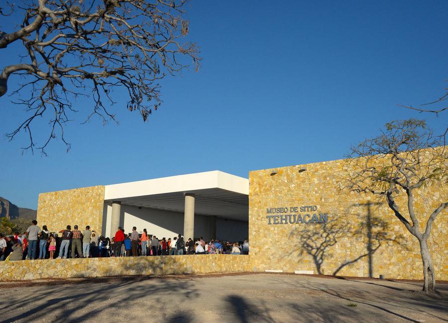 ABRE SUS PUERTAS MUSEO DE LA ZONA ARQUEOLÓGICA TEHUACÁN VIEJO, EN PUEBLA