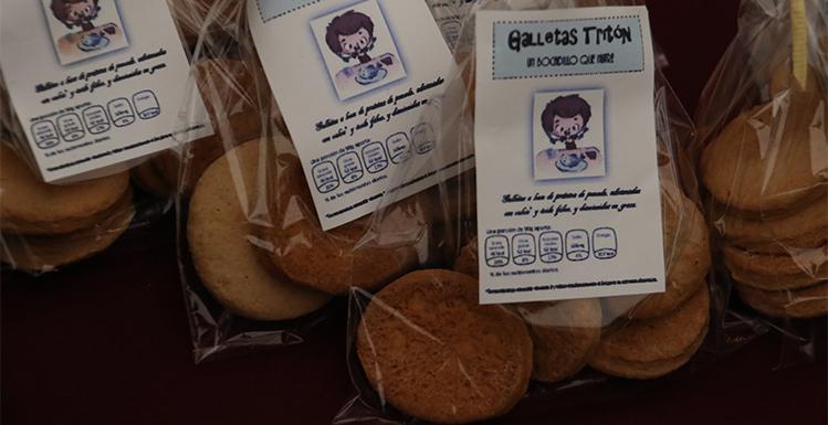 Elaboran politécnicos galletas reducidas en grasa con pasta de pescado y requesón