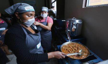 Se mejorarán los menús de los Comedores Comunitarios