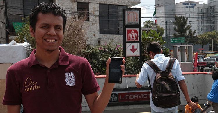 Crean alumnos del IPN app que permitiría pagar transporte público con el celular