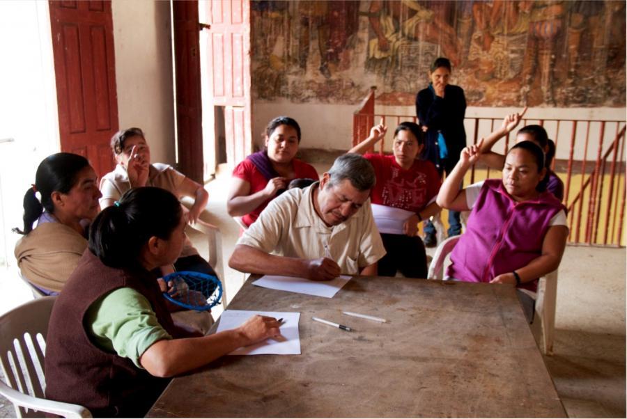 Sedesol y la OCDE contribuyen para lograr avances en materia social