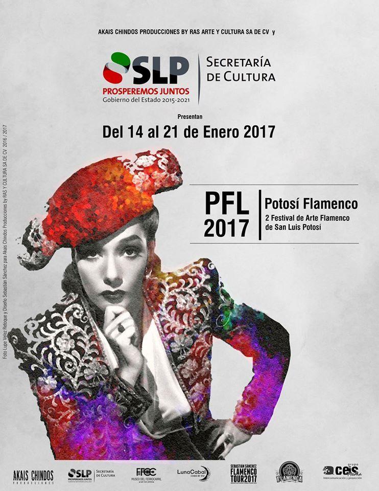 Este 2017 le depara una amplia programación cultural y artística a San Luis Potosí
