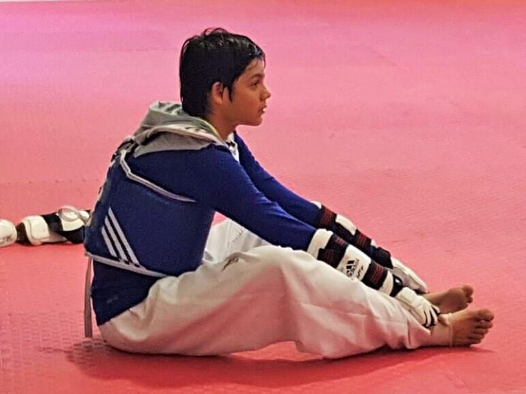Jorge Fonseca, concentrado en Juegos Olímpicos de la Juventud Buenos Aires 2018