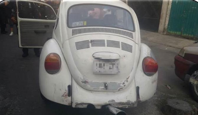 DETIENE A PSEUDO VENDEDOR DE AUTOS POR ROBO A TRANSEÚNTE EN IZTAPALAPA