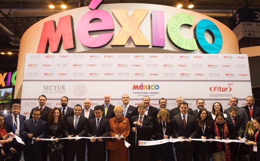 México Socializa Beneficios De Turismo Para Impulsar Desarrollo Económico: De La Madrid