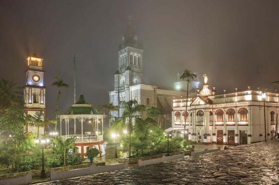 LA RUTA DE MÉXICO, EL PUEBLO MÁGICO DE CUETZALAN DEL PROGRESO, PUEBLA