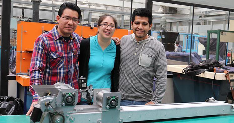 Creaciones politécnica triplica producción artesanal de barras de amaranto