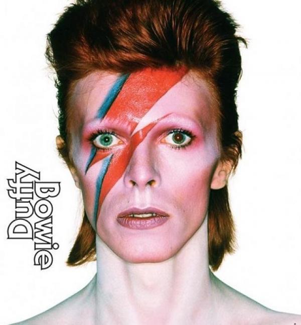 Última semana de la exhibición Duffy/Bowie: Five Sessions