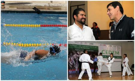 La CONADE, INDEPORTE y DIF realizan jornadas deportivas