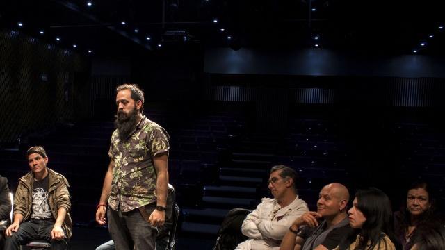 La obra española La Gente tendrá temporada en el Teatro Benito Juárez