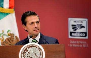 Hecho en México, símbolo de calidad y confianza: EPN