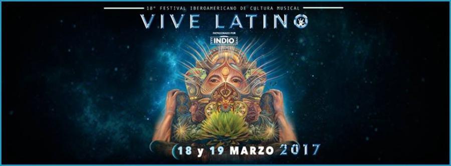 Festival Vive Latino anuncia promoción especial para los rockeritos