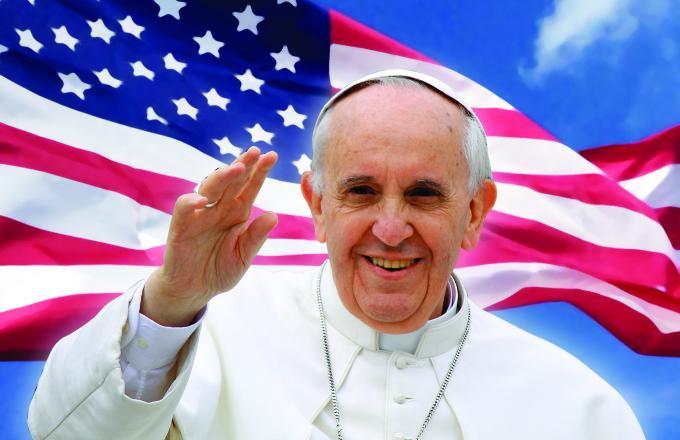 """Papa Francisco """"No es cristiano hacer muros"""""""