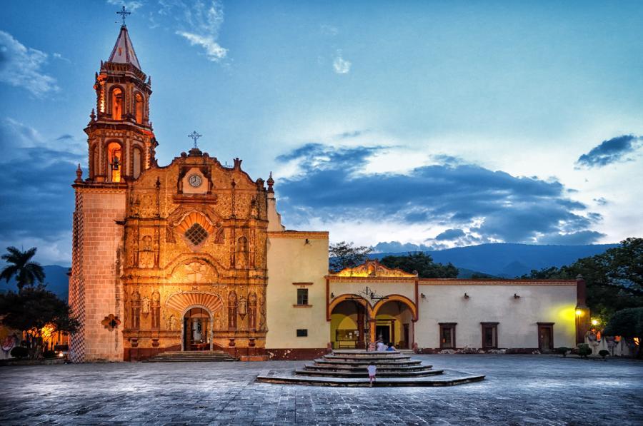 La Ruta de México, el Pueblo Mágico de Jalpan de Serra, Querétaro