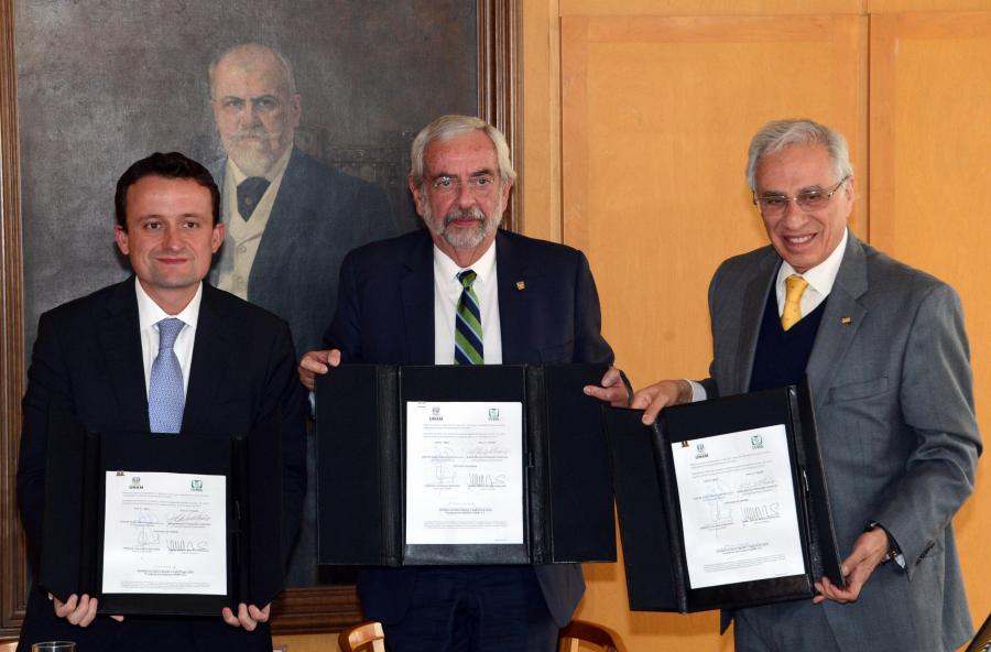 PREMIARÁN LA UNAM Y EL IMSS LA INVESTIGACIÓN EN PREVENCIÓN DE LA SALUD