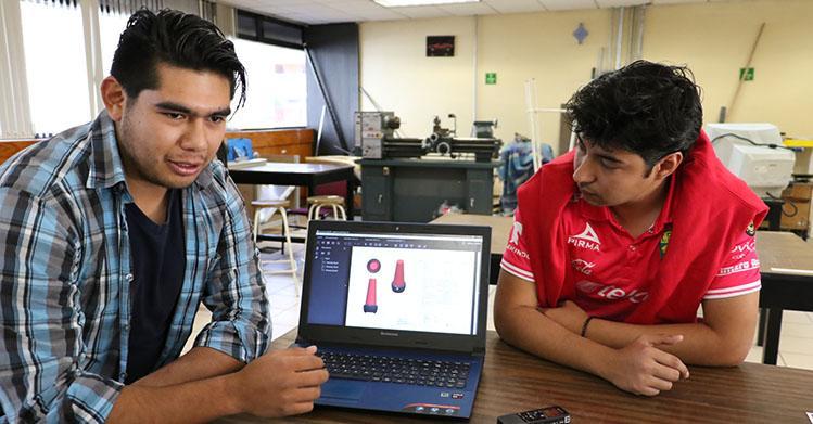 Creación politécnica mejora entrenamientos de fútbol americano