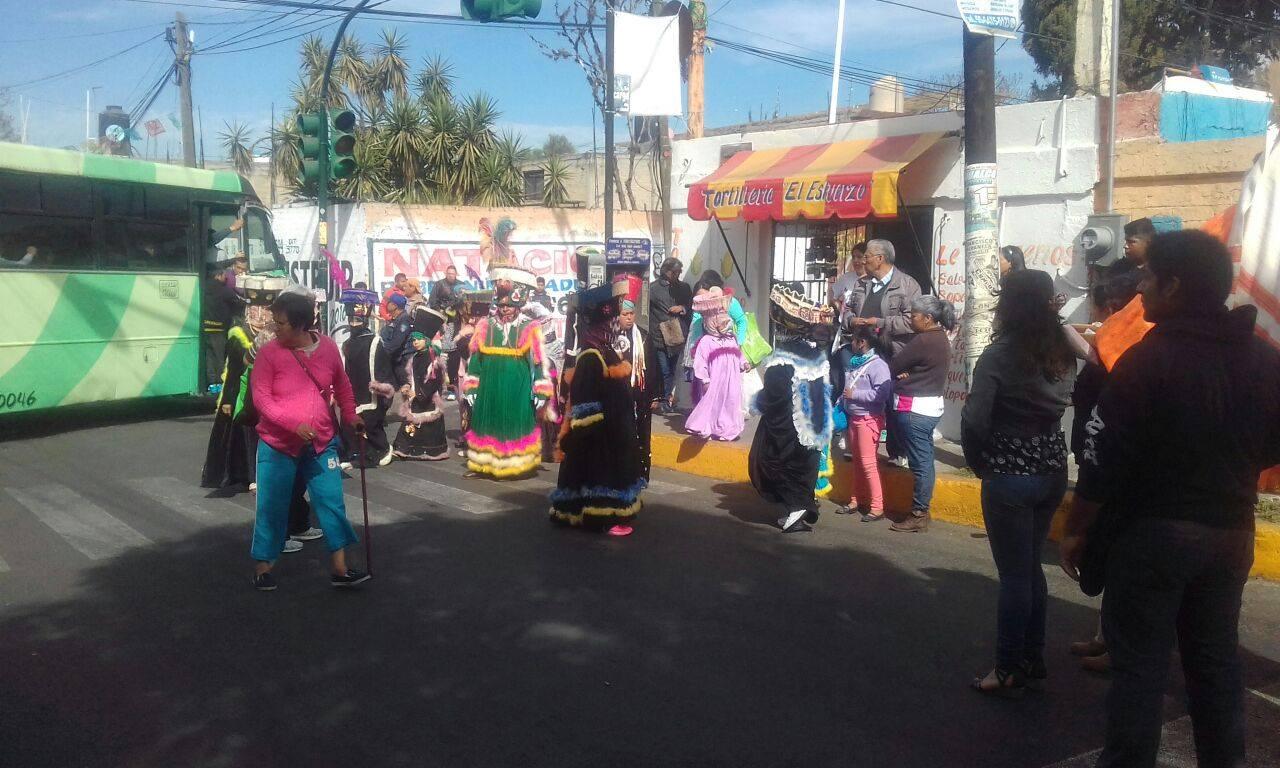OPERATIVO DE SEGURIDAD EN FIESTA PATRONAL DE XOCHIMILCO