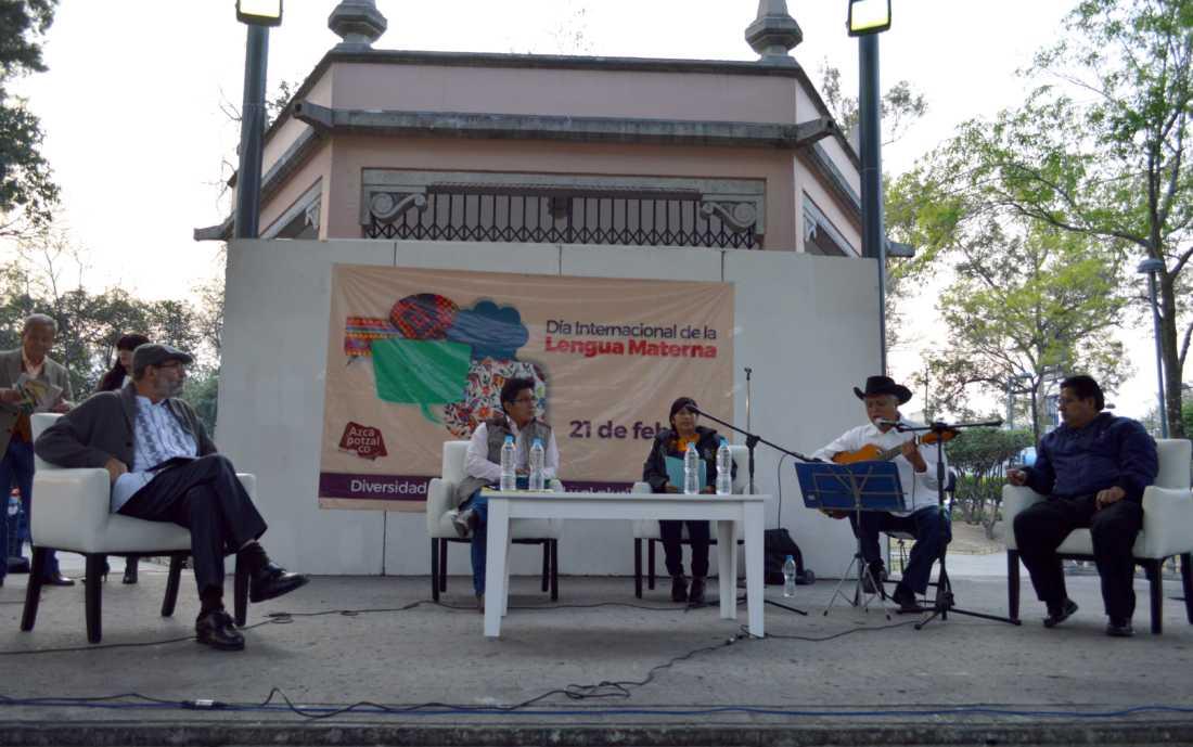 DÍA INTERNACIONAL DE LA LENGUA MATERNA EN AZCAPOTZALCO