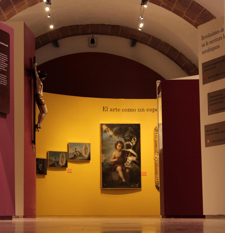 REVELACIONES NOVOHISPANAS EN EL MUSEO DE GUADALUPE, EN ZACATECAS