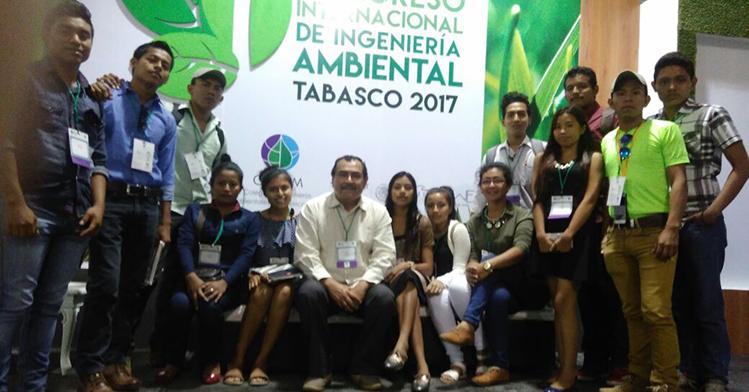 IPN, presente en Congreso Internacional de Ingeniería Ambiental