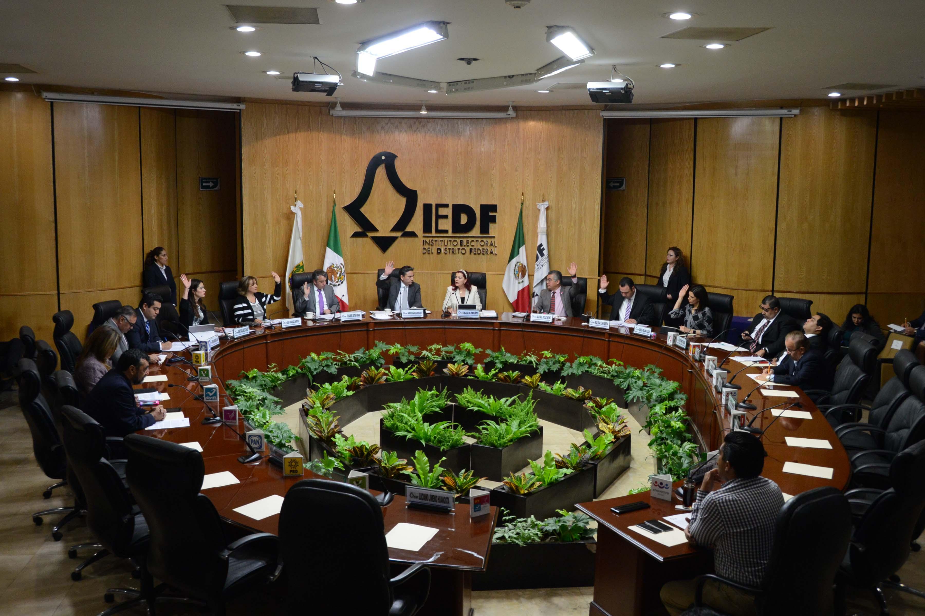 Alista IEDF campaña de difusión para promover los derechos político-electorales en el extranjero