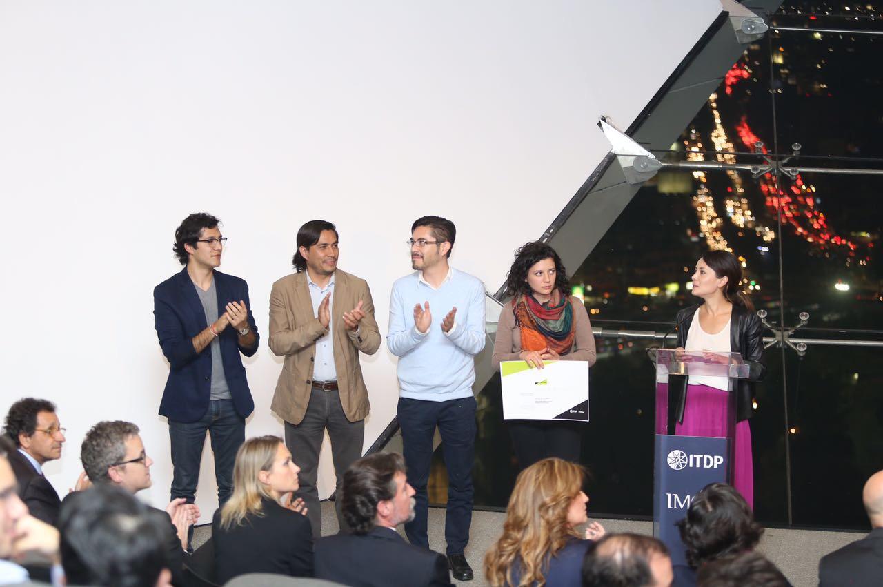 Premian a arquitectos ganadores del concurso Menos Cajones, Más Ciudad en CDMX