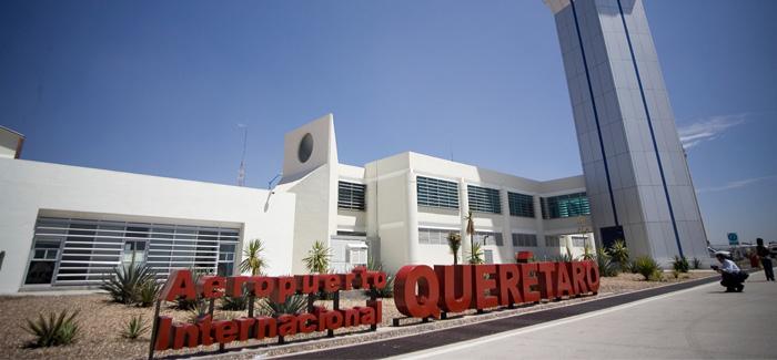 Aseguran 10 kilos de Cristal en Aeropuerto de Querétaro