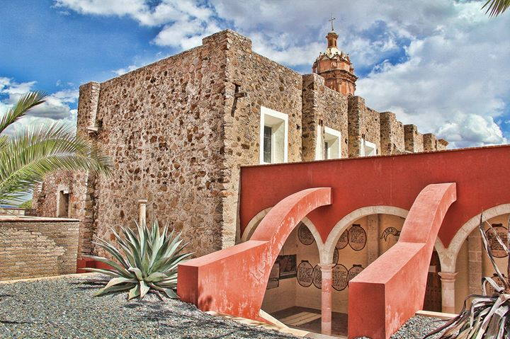 La Ruta de México, el Pueblo Mágico de Real de Asientos, Aguascalientes
