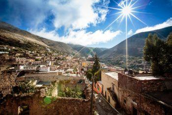 La Ruta de México, el Pueblo Mágico de Real de Catorce, San Luis Potosí