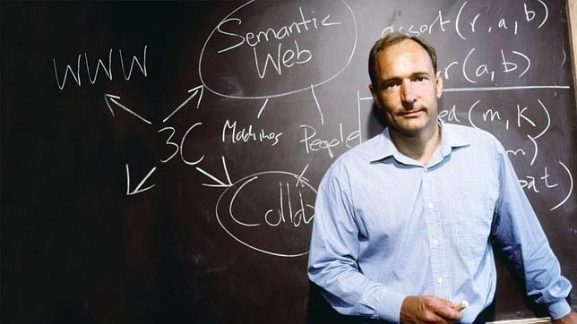 El padre de la Web, externa su preocupación.