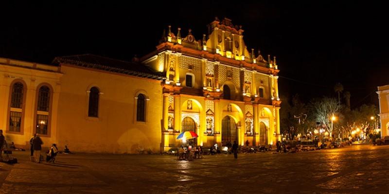 La Ruta de México, el Pueblo Mágico de San Cristobal de las Casas, Chiapas