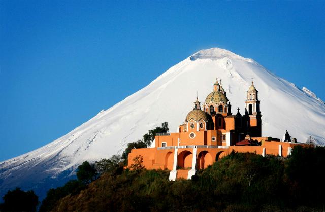 La Ruta de México, el Pueblo Mágico de San Pedro Cholula, Puebla