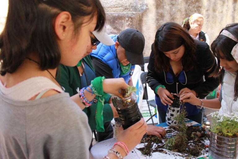 Segundo Encuentro Regional por el agua y el bosque en el Ex Convento del Desierto de los Leones