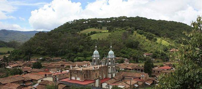 La Ruta de México, el Pueblo Mágico de San Sebastián del Oeste, Jalisco