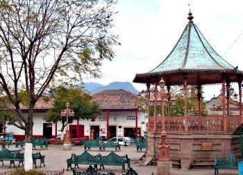 La Ruta de México, el Pueblo Mágico de Santa Clara del Cobre, Michoacán