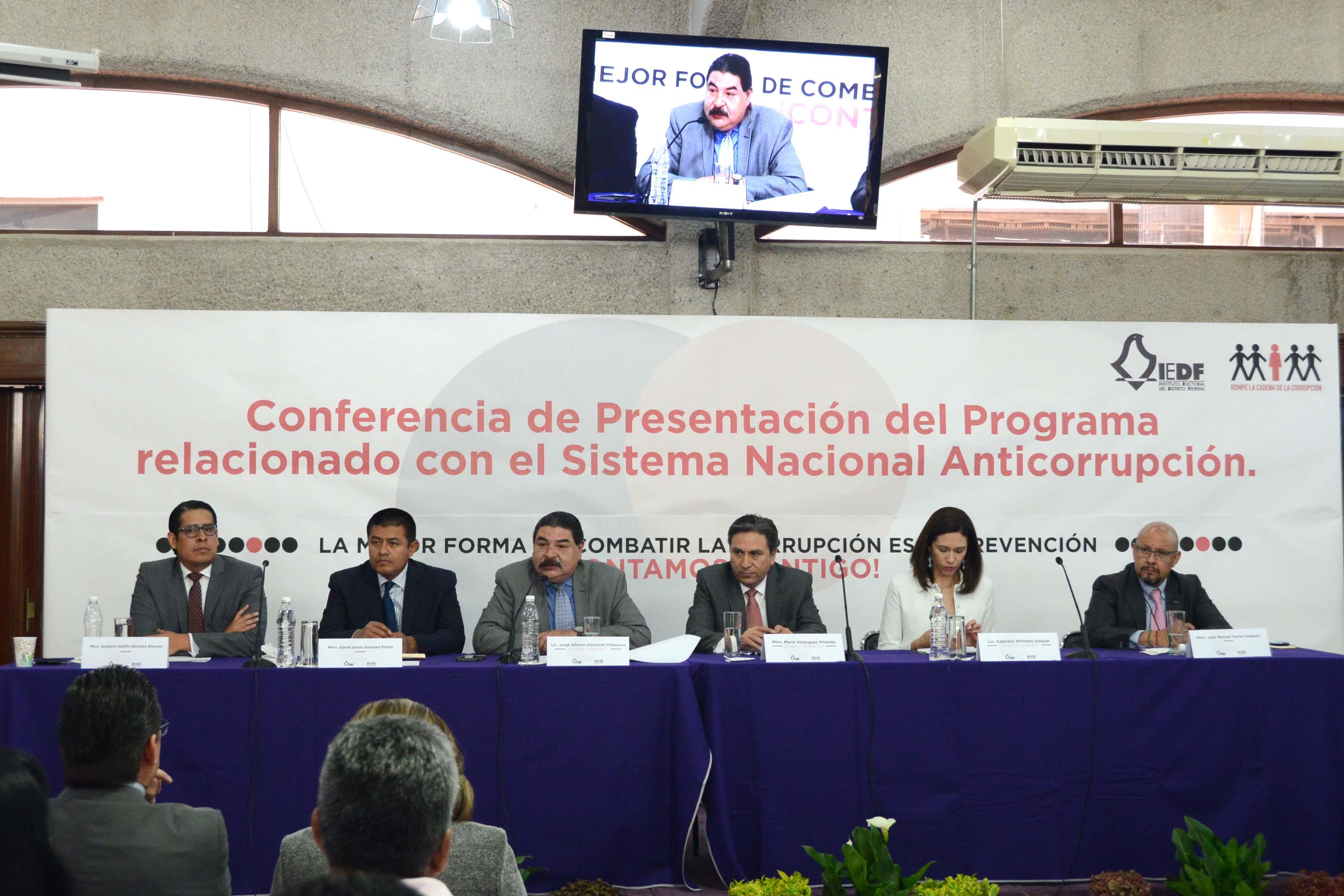 Requiere el nuevo sistema anticorrupción colaboración de todos los servidores públicos, coinciden especialistas y autoridades