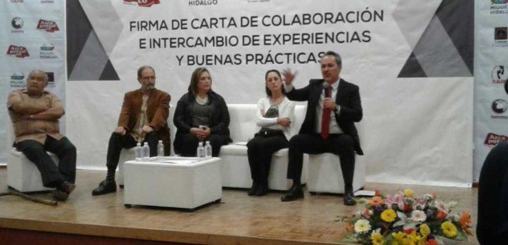 COMPARTEN DELEGADOS EXPERIENCIAS DE GOBIERNO PARA FORTALECER POLÍTICAS PÚBLICAS