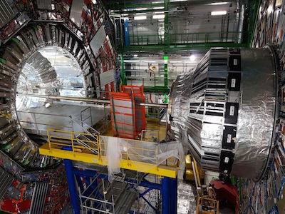 Realiza el Conacyt visita a las instalaciones de la Organización Europea para la Investigación Nuclear