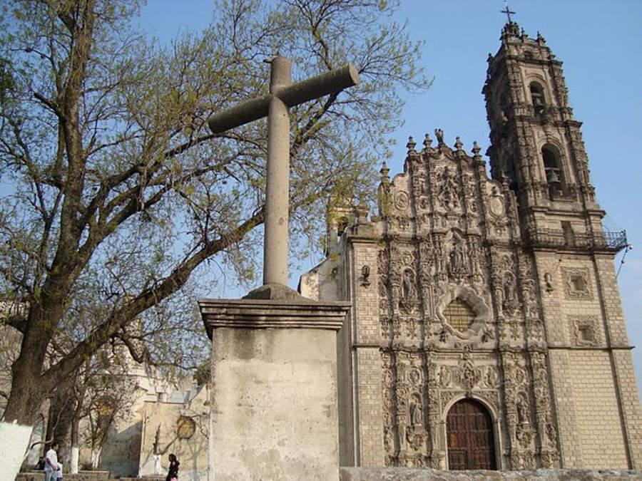 La Ruta de México, el Pueblo Mágico de Tepozotlán, Estado de México