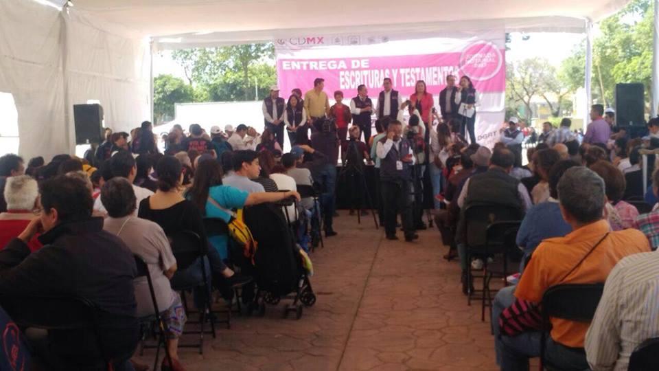 JORNADA NOTARIAL EN IZTACALCO REFRENDA COMPROMISO DE LA JEFATURA DELEGACIONAL CON LA LEGALIDAD