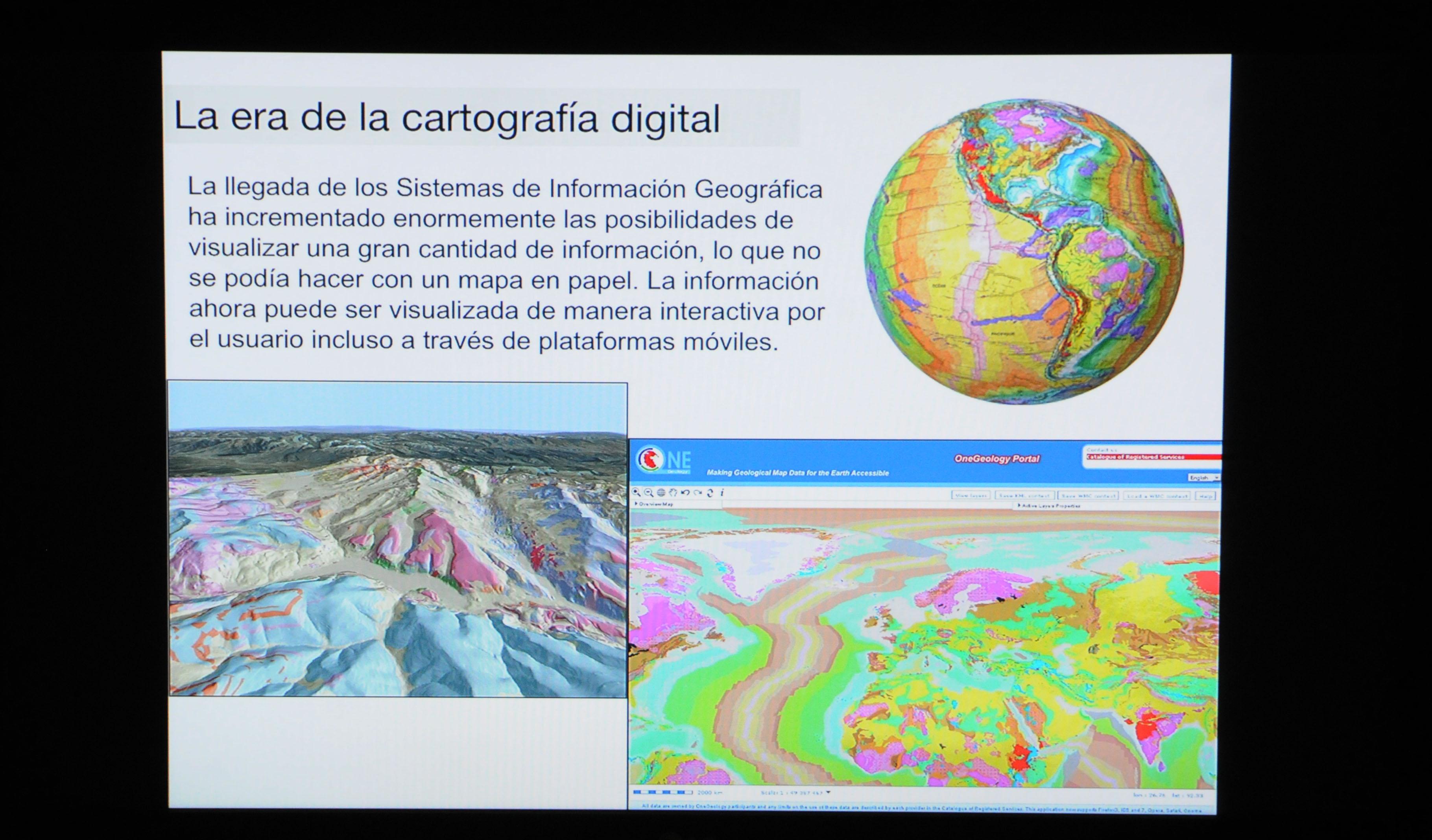 PUBLICA LA UNAM TERRA DIGITALIS, PRIMERA REVISTA DE MAPAS, INTERACTIVA Y ARBITRADA
