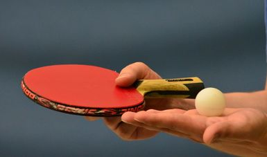 Tenis de mesa, un deporte de precisión y destreza