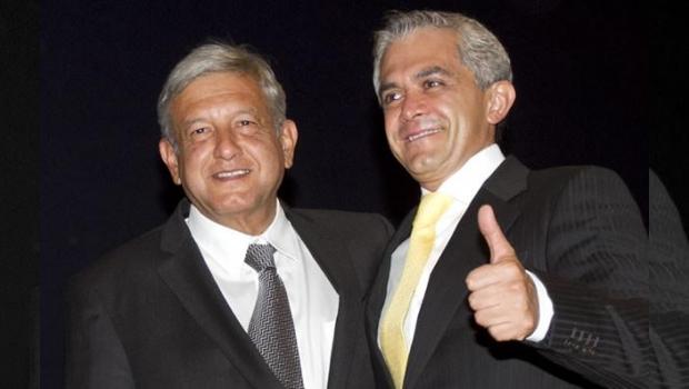 Monreal propone una alianza AMLO-Mancera