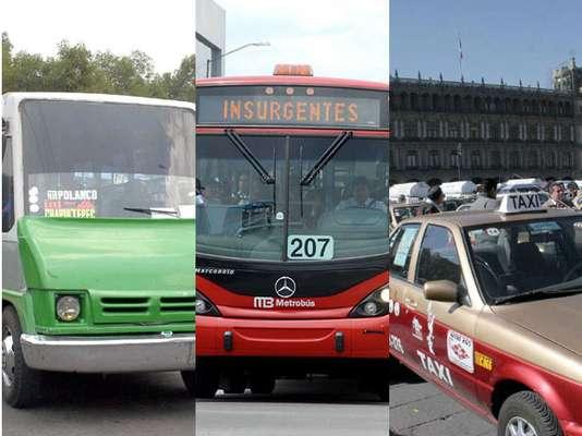 No habrá incremento a la tarifa del Metro, Metrobús, Trolebús, M1 (antes RTP) y Taxis